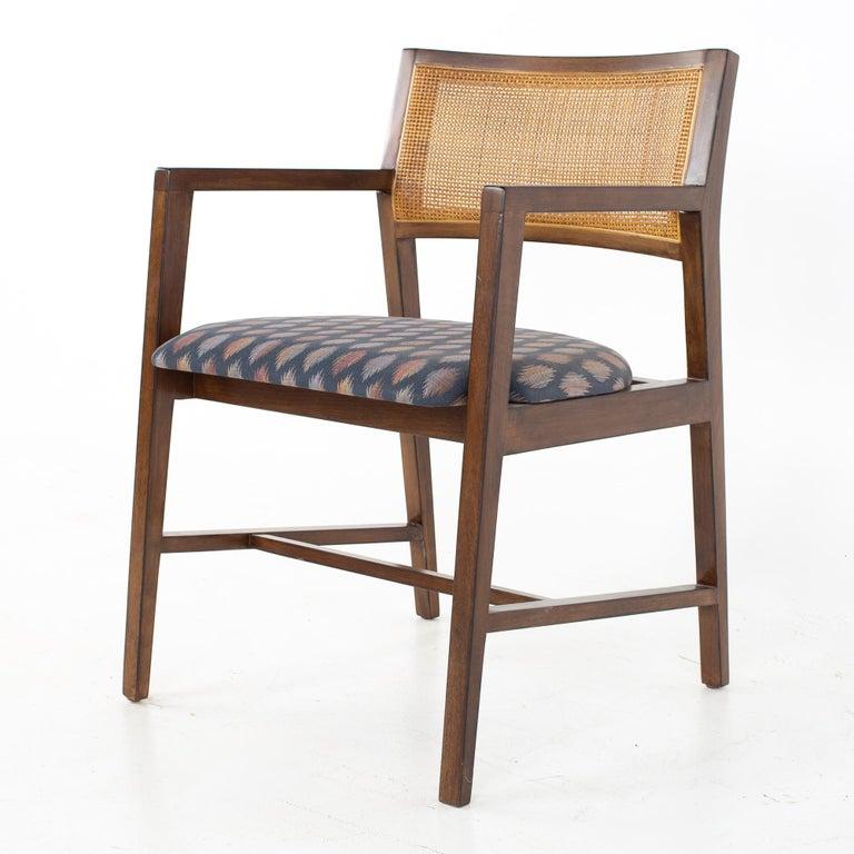 Dunbar Mid Century Dining Chairs, Set of 8 4