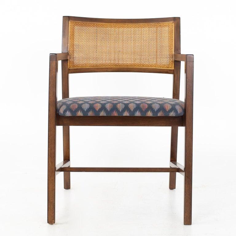 Dunbar Mid Century Dining Chairs, Set of 8 5