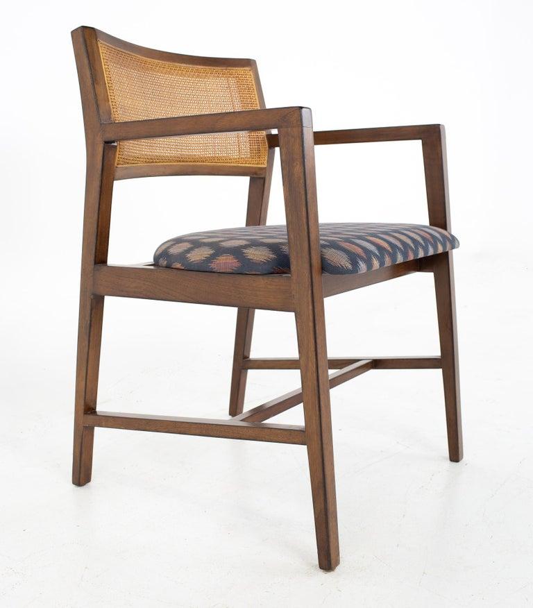 Dunbar Mid Century Dining Chairs, Set of 8 6