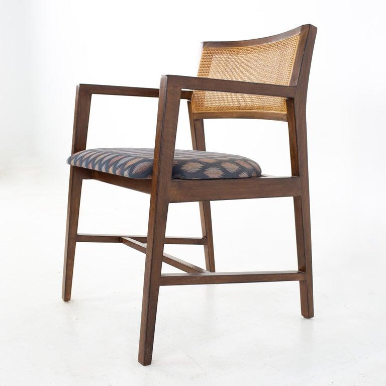 Dunbar Mid Century Dining Chairs, Set of 8 7