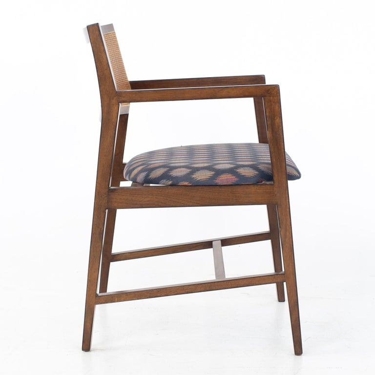 Dunbar Mid Century Dining Chairs, Set of 8 9