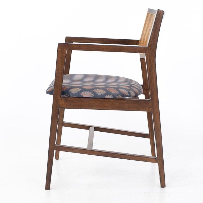 Dunbar Mid Century Dining Chairs, Set of 8 10
