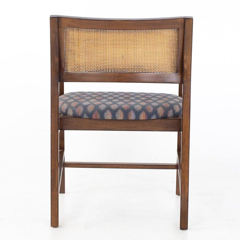Dunbar Mid Century Dining Chairs, Set of 8 11