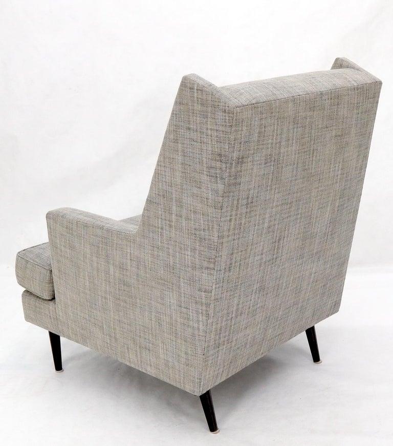 Dunbar Mid-Century Modern Lounge Chair Restored For Sale 6