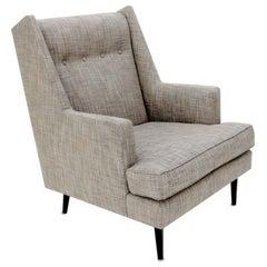 Dunbar Mid-Century Modern Lounge Chair Restored