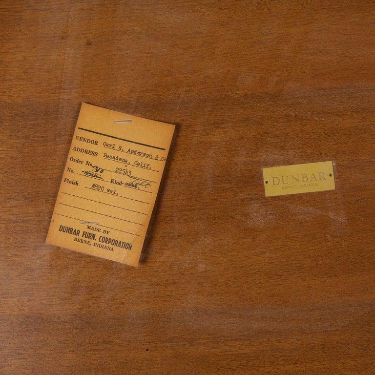 Dunbar Model 310 Side Table by Edward Wormley For Sale 2
