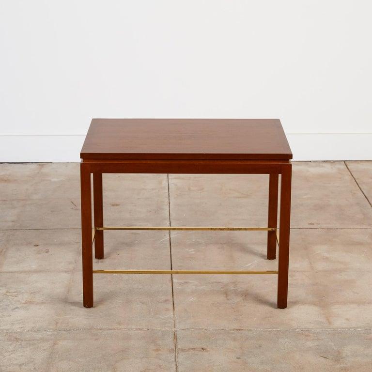 American Dunbar Model 310 Side Table by Edward Wormley For Sale