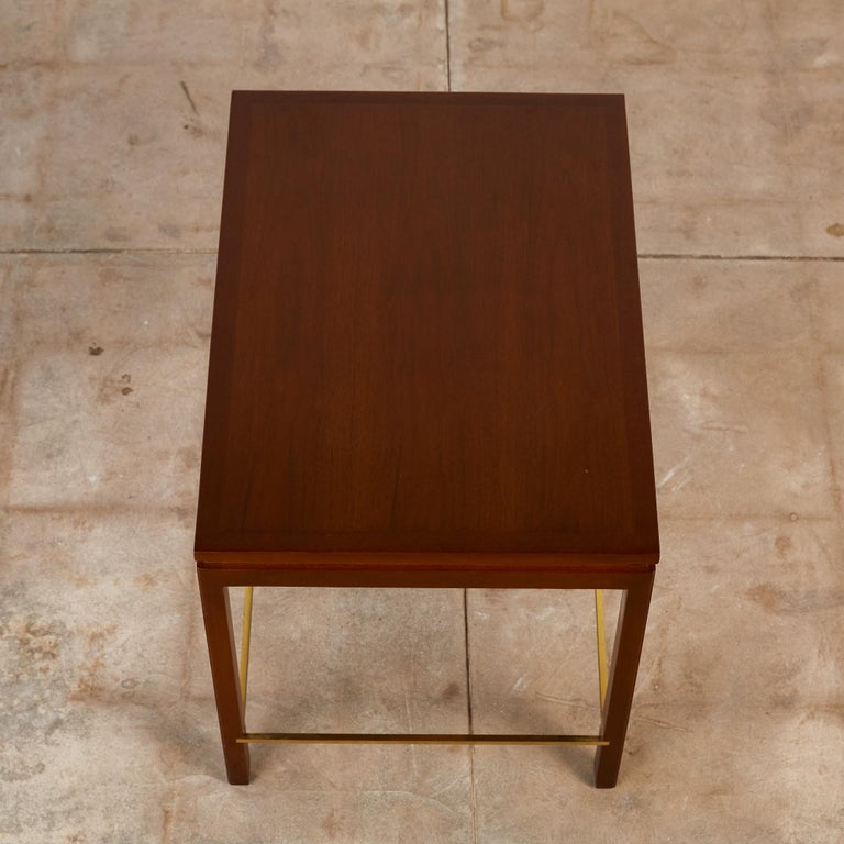 Dunbar Model 310 Side Table by Edward Wormley In Excellent Condition For Sale In Los Angeles, CA