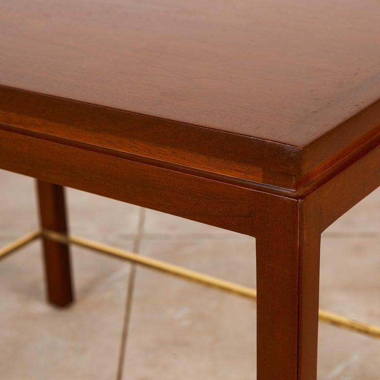 20th Century Dunbar Model 310 Side Table by Edward Wormley For Sale