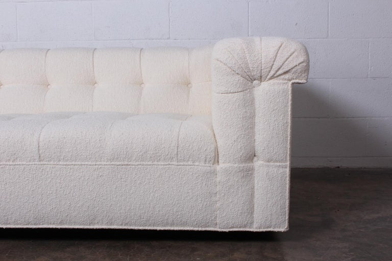 Dunbar Party Sofa by Edward Wormley In Excellent Condition For Sale In Dallas, TX