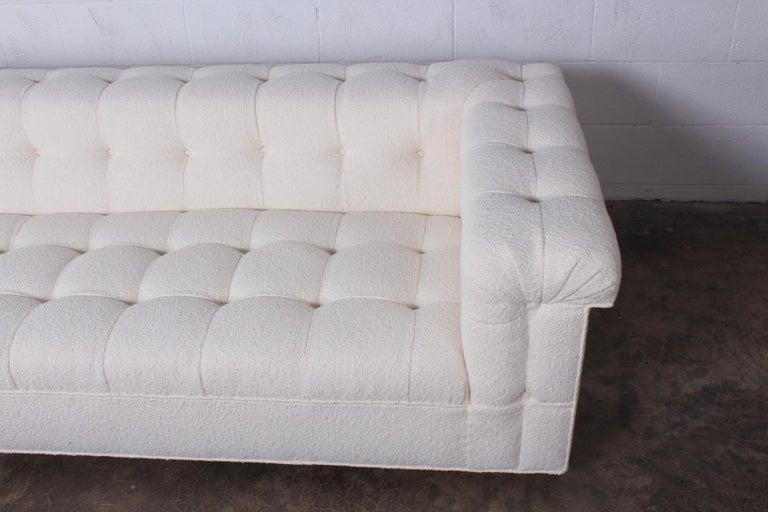 Mid-20th Century Dunbar Party Sofa by Edward Wormley For Sale