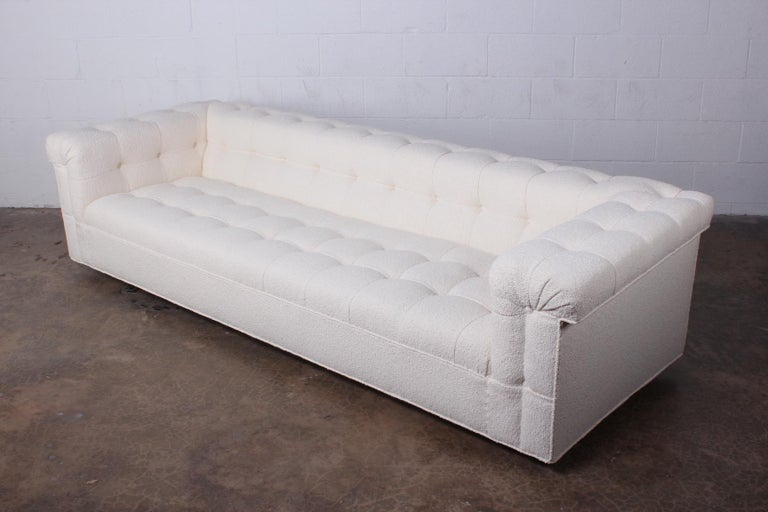 Dunbar Party Sofa by Edward Wormley For Sale 3