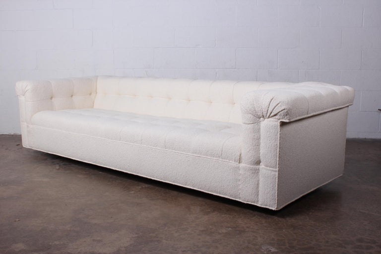 Dunbar Party Sofa by Edward Wormley For Sale 4