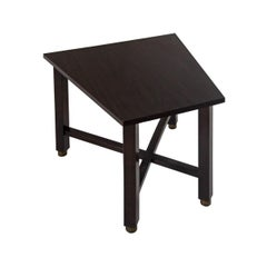 Dunbar Polygon End Table