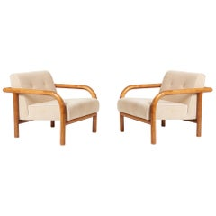 Dunbar Postmodern Lounge Chairs