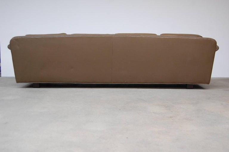 Dunbar Sofa in Leather For Sale 2