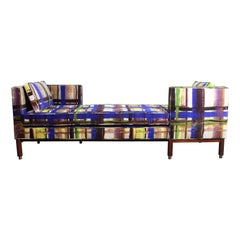 Dunbar Tete-a-Tete Sofa by Edward Wormley