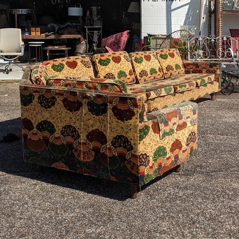 North American Dunbar Wormley 2 Piece Sectional Sofa For Sale