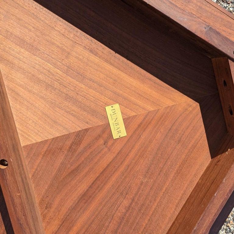 Dunbar Wormley 2 Piece Sectional Sofa For Sale 2