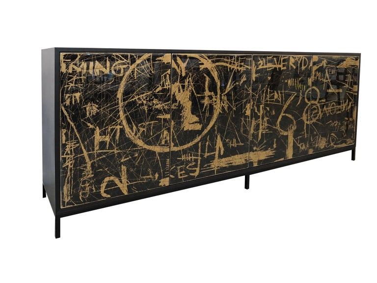 The Duncan Cabinet is designed and finished in our Toronto studio.