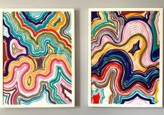 ChromaFrieze Diptych