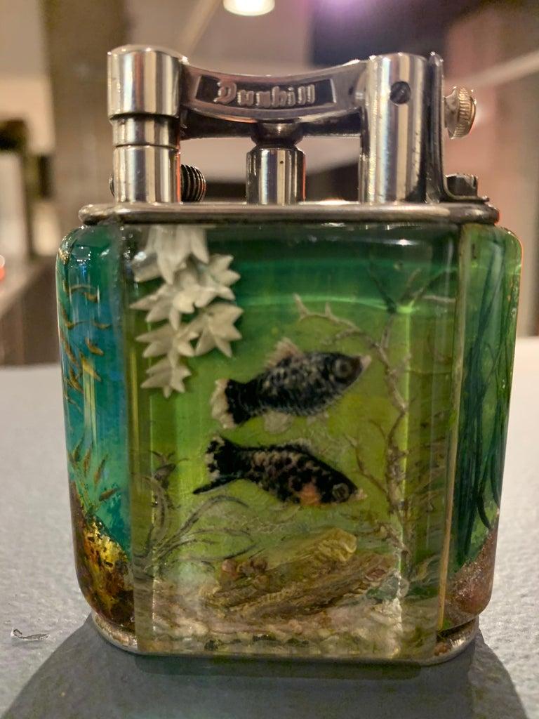 Dunhill Aquarium Lighter  For Sale 1
