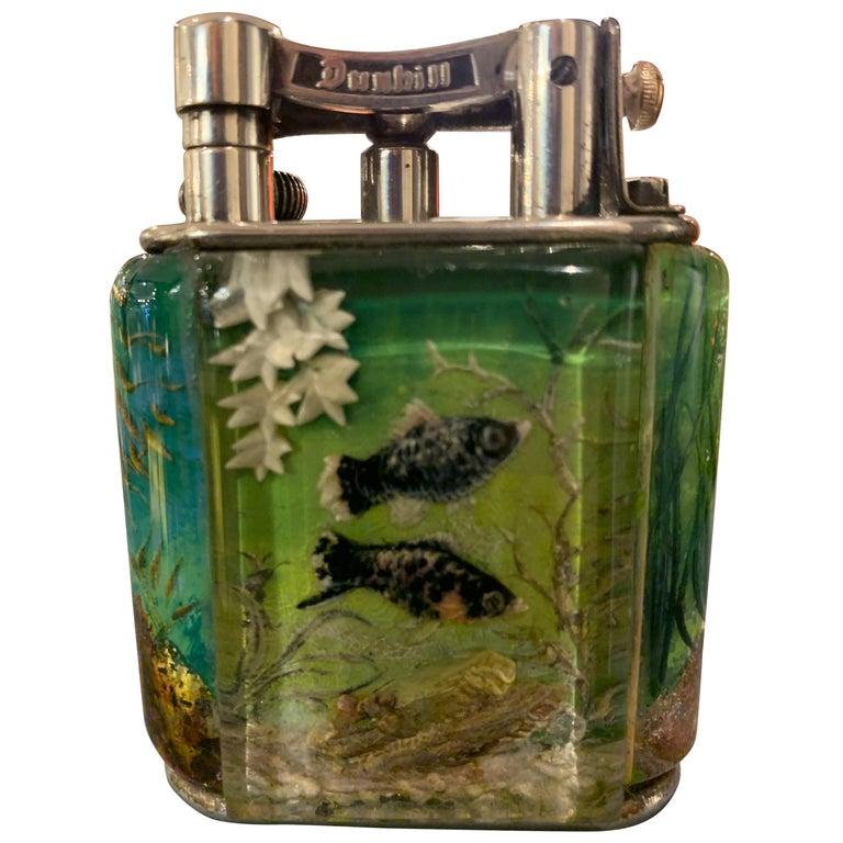 Dunhill Aquarium Lighter  For Sale