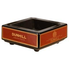 Dunhill Ceramic Ashtray
