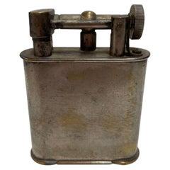 Dunhill Lift-Arm Table Lighter, Circa 1920
