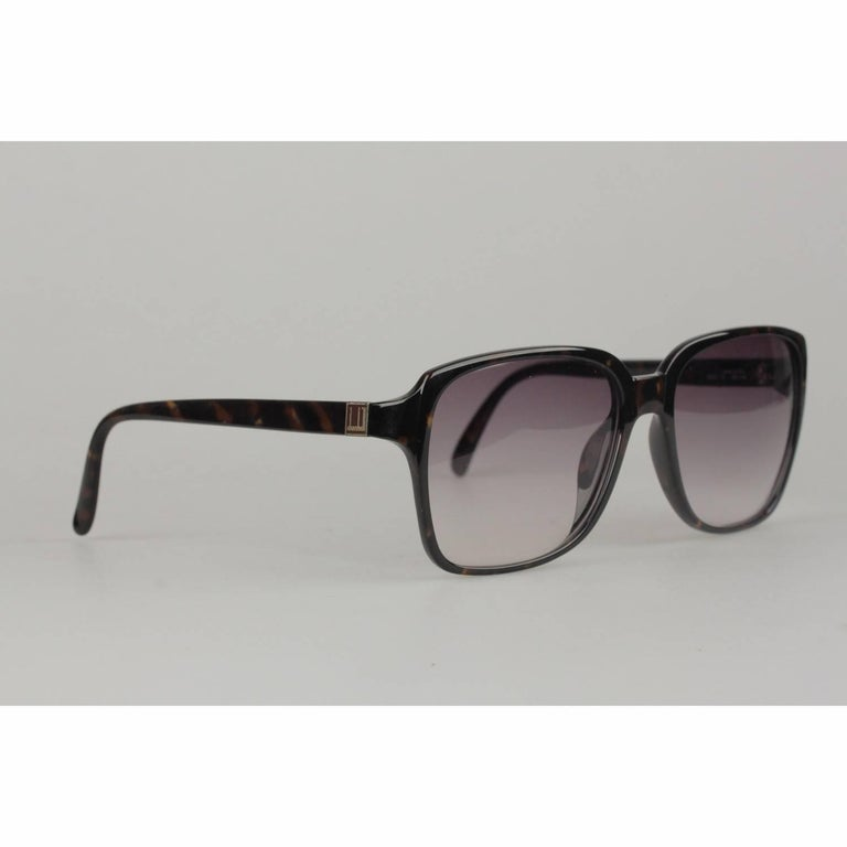 DUNHILL Vintage Brown Sunglasses 6024 OPTYL 58-18mm 140 New Old ...