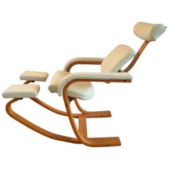 Duo Balans Lounge Chair by Peter Opsvik for Stokke, 1980s