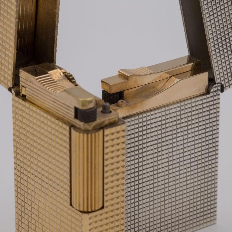 Dupont Gold-Plated Pocket Lighter, circa 1975 For Sale 11