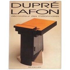 """Dupre Lafon """"Décorateur des Millionnaires"""""""