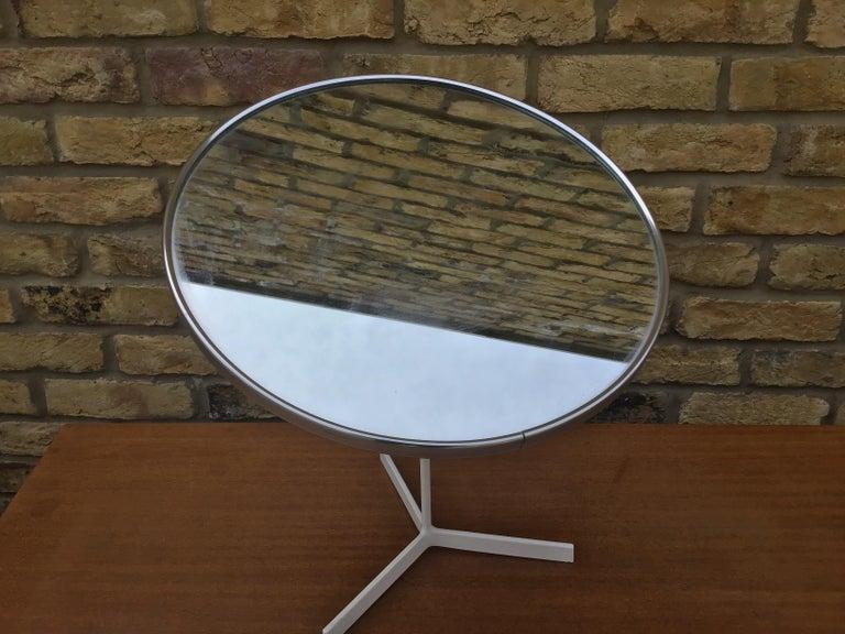 British Durlston Designs Vanity Mirror Vintage Table Mirror For Sale