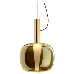 Dusk Dawn Suspension Lamp by Branch Creative