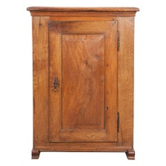 Dutch 18th Century Oak Cabinet