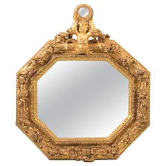 Dutch Baroque Mirror