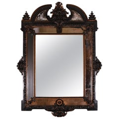 Dutch Baroque Style Cushion Mirror