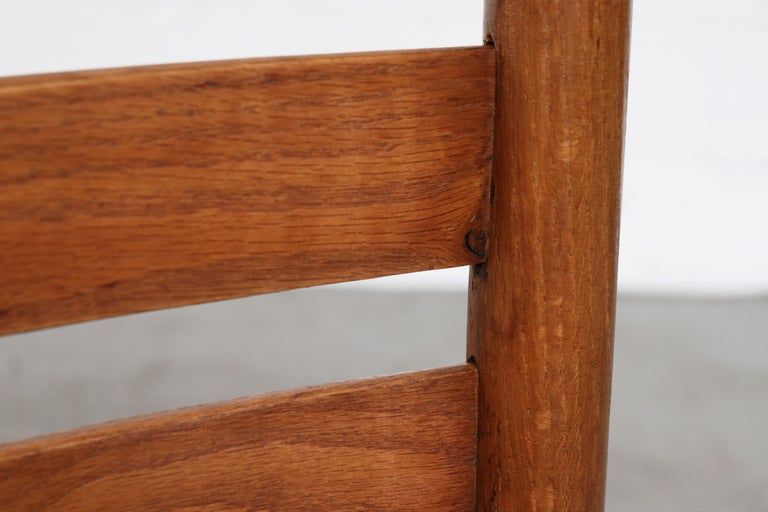 Dutch Church Chairs from the Zuiderkerk in Enkhuizen For Sale 8