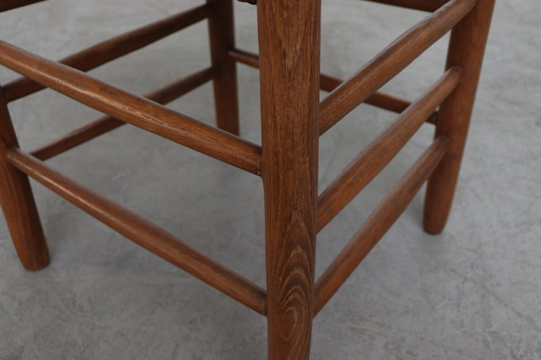Dutch Church Chairs from the Zuiderkerk in Enkhuizen For Sale 9