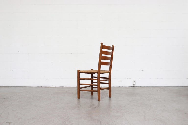 Dutch Church Chairs from the Zuiderkerk in Enkhuizen For Sale 1