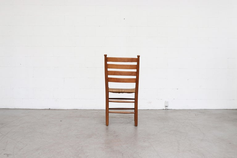 Dutch Church Chairs from the Zuiderkerk in Enkhuizen For Sale 2