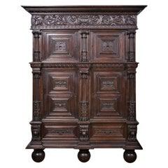 Dutch Closet of the 17th Century