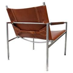 Dutch Design Mid Century Martin Visser SZ01 Easy Chair 1965