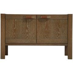 Dutch Limed Oak Sideboard