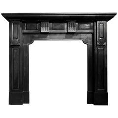 Dutch Marble Fireplace Mantel, 19th Century