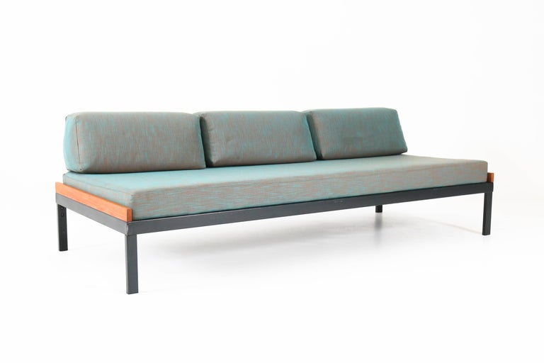 Lacquered Dutch Mid-Century Modern