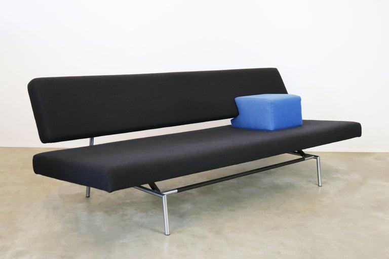 Dutch Minimalist Design Sofa or Daybed BR02 by Martin Visser for Spectrum  1960s