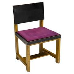 Dutch Modern Set of Furniture by Wouda