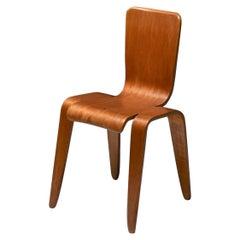 Dutch Modernist Bambi Chair by Han Pieck